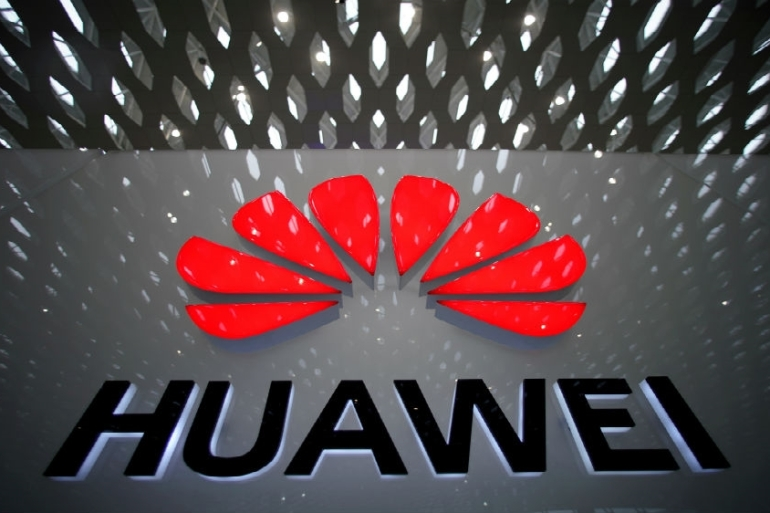 A potential row over Huawei could revive tensions in the broader India and China relationship just as the two sides have been making high-level efforts to ensure their long-standing territorial disputes do not escalate [File:Aly Song/Reuters]
