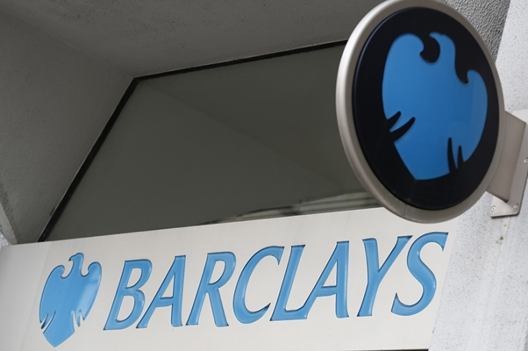 Barclays' relationship San Francisco-based crypto exchange Coinbase allowed users to buy cryptocurrencies in British pounds [Stefan Wermuth/Reuters]