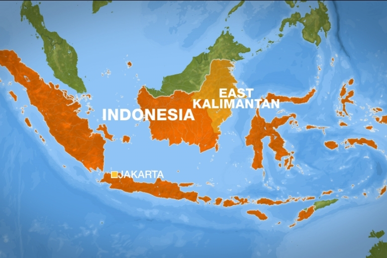 Indonesia S New Capital To Be Moved To Borneo Island Indonesia Al Jazeera