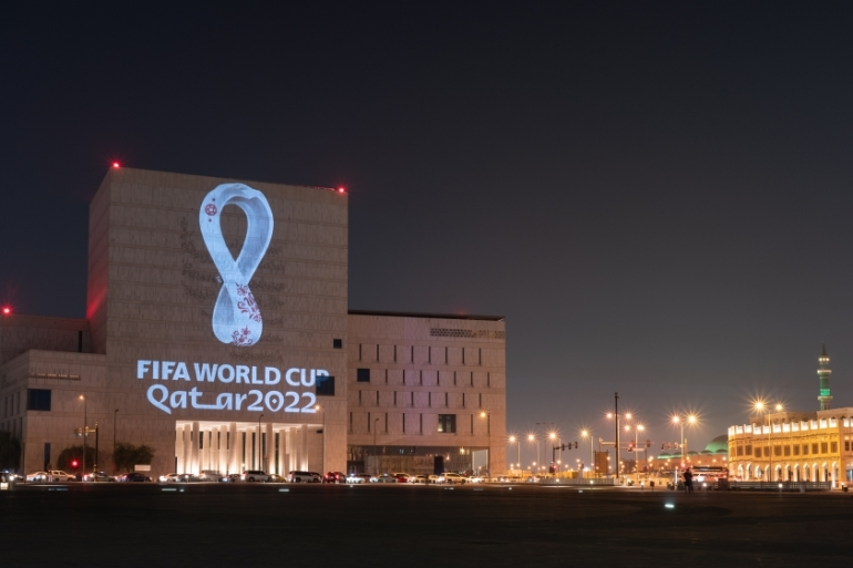 In 2014, FIFA cleared Qatar of wrongdoing in their bid to host the World Cup after an investigation [Sorin Furcoi/Al Jazeera]
