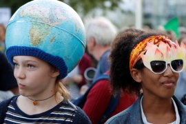 Can young people really avert a climate catastrophe?
