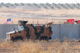 US, Turkey launch joint patrols in planned Syria 'safe zone'
