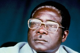 Mugabe was born on February 21 in what was then British-ruled Southern Rhodesia. He was the son of Bona and Gabriel, a carpenter. [AP Photo]