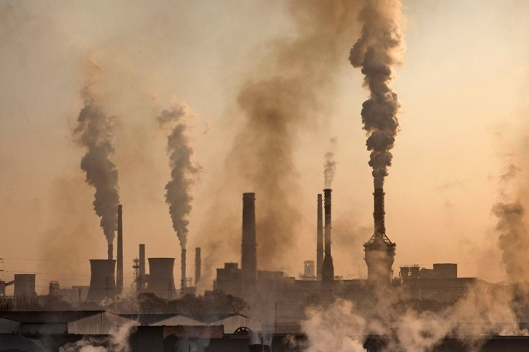 Despite promising an 'energy revolution' to reduce its reliance on coal, China's absolute coal consumption has increased as its energy demands rise [File: Kevin Frayer/Getty Images]