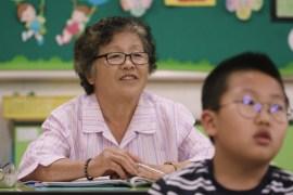 Schooling Korea's Grandmas