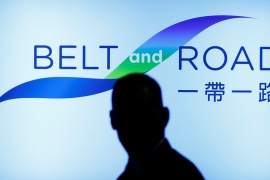 More than 100 countries have signed agreements with China to cooperate in Belt and Road projects like railways, ports, highways and other infrastructure. More than 2,600 projects worth $3.7 trillion are linked to the initiative [File: Bobby Yip/Reuters]