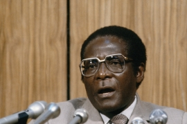 Timeline: Key dates in the life of Robert Mugabe