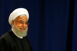 Hassan Rouhani: Iran's leader demands proof for Saudi oil attack