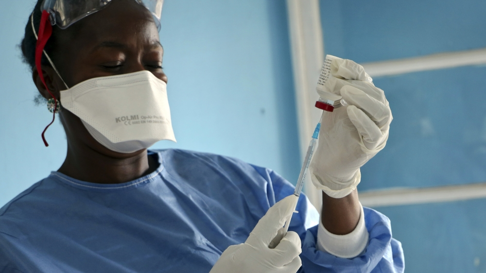 DR Congo to deploy second Ebola vaccine