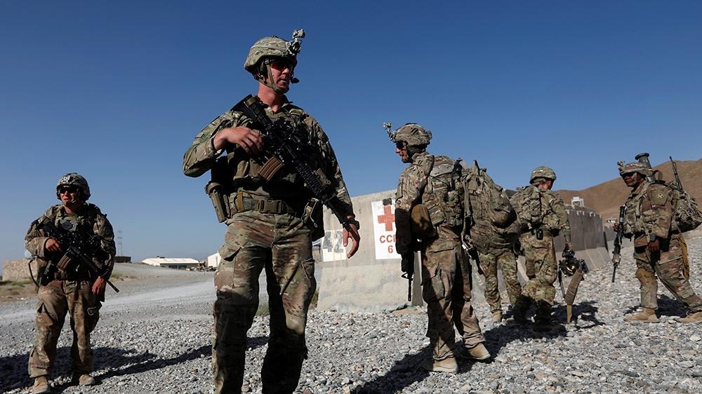 Biden to withdraw US troops from Afghanistan by September 11 - Al Jazeera English