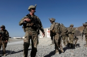 The remaining US troops in Afghanistan are expected to be withdrawn by September 11 [File: Omar Sobhani/Reuters]
