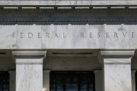 The affected Federal Reserve services form the hidden backbone of the United States banking system, facilitating cheque clearing and allowing payments to flow through the financial system [File: Leah Millis/Reuters]