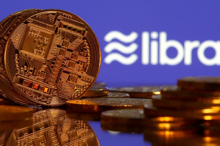 Scrutiny by regulators is expanding beyond Facebook's plans for a digital currency called Libra, and into other financial services offered by large tech companies [File: Dado Ruvic/Reuters]