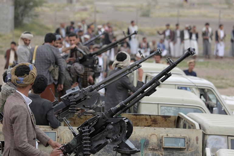 The UN mission in Yemen said that both the rebels and Yemeni government had decided to 'immediately begin with exchanging the lists for the upcoming release' of prisoners [File: Hani Al-Ansi/AP Photo]