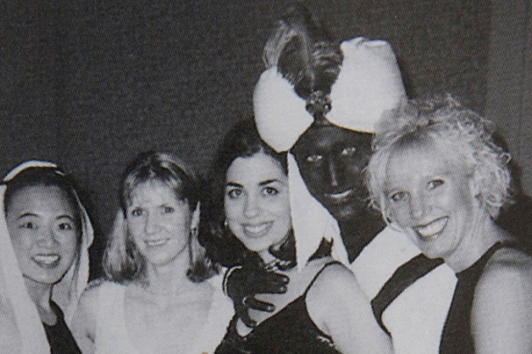 Images of Canada's Prime Minister Justin Trudeau in blackface have surfaced over the past week [Reuters]