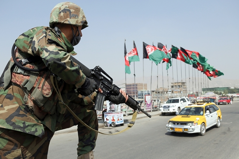 Taliban has increased attacks against Afghan forces since the peace deal was signed [Rahmat Gul/AP Photo]