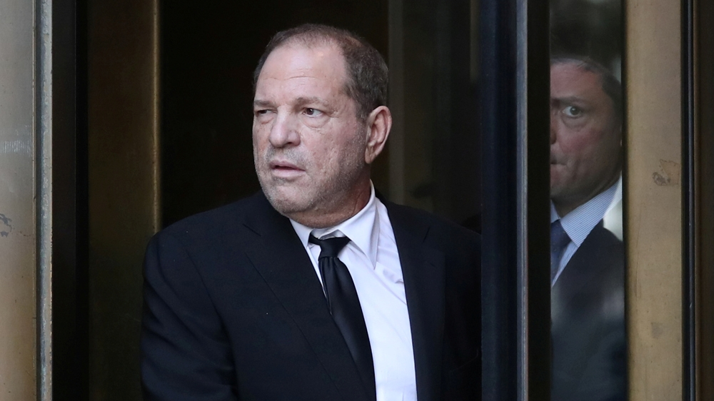 Harvey Weinstein charged with six more counts of sexual assault