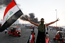 Iraq protests: All the latest updates