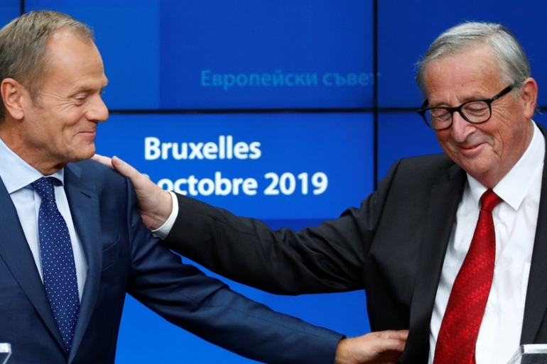 EU agrees to delay Brexit until January 31 | United Kingdom | Al ...