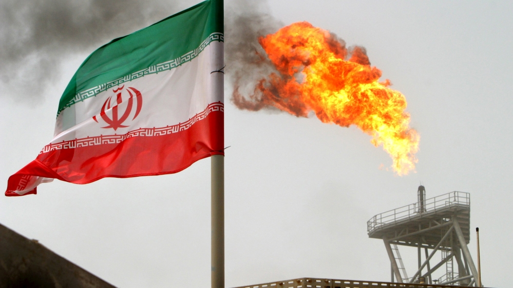 US sells one million barrels of Iranian oil seized below sanctions