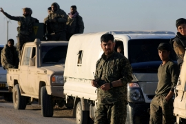 Kurds may lose administrative autonomy over territories controlled by the Syrian Democratic Forces following deal with Damascus [File: Rodi Said/Reuters]