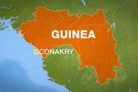 Mass anti-government protests turn violent in Guinea