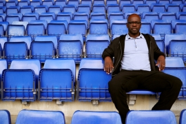 French former footballer Lilian Thuram found himself at the centre of a major controversy after saying racism is part of French and European culture [File/Reuters]