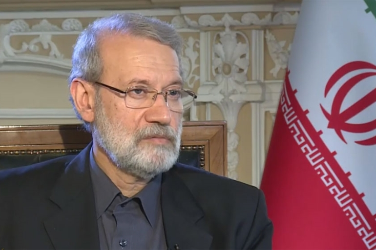 Larijani: 'An Iranian-Saudi dialogue could solve many of the region's security and political problems' [Al Jazeera]