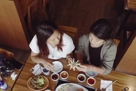 Korea: A divided nation, a united table | Fork The System