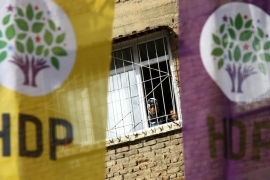 The HDP is the third largest party in Turkey's parliament [File: Reuters]