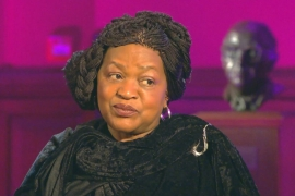 Head to Head: Baleka Mbete (South Africa) [Al Jazeera]