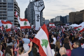 Lebanon: The WhatsApp tax that launched a hundred protests