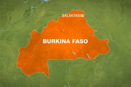 More than a dozen killed in Burkina Faso mosque attack