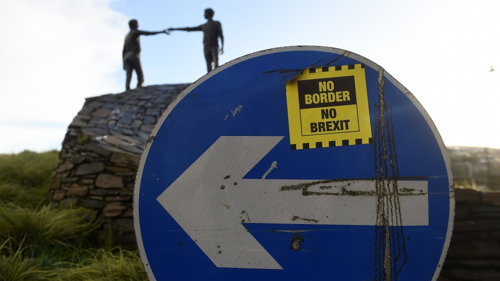 Ireland says not informed by EU about triggering Brexit protocol