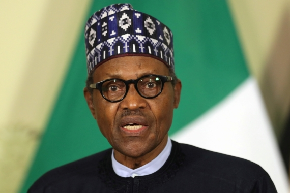 Buhari, 76, won a second term with 56 percent of the vote [File: Siphiwe Sibeko/Reuters]