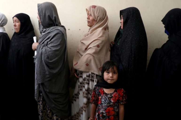 Millions of Afghans struggle with drug addiction, and women addicts face particular discrimination [File: Omar Sobhani/Reuters]