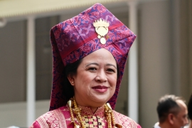 Sukarno heir elected as Indonesia's first female House speaker