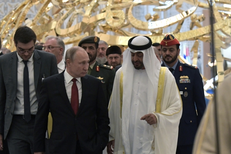 In the year of 2018, commerce between the United Arab Emirates and Russia tabled some $1.7bn [Reuters]