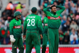 The boycott has thrown Bangladesh's upcoming tour to India in jeopardy [Andrew Couldridge/Reuters]