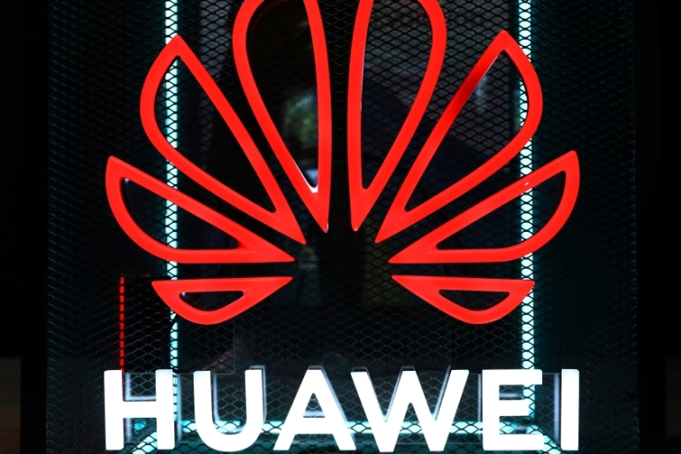 The US Commerce Department said it had received roughly 300 license requests by US firms to trade with blacklisted Huawei, of which about half have been processed and one-quarter of the total approved [File: Hannibal Hanschke/Reuters]