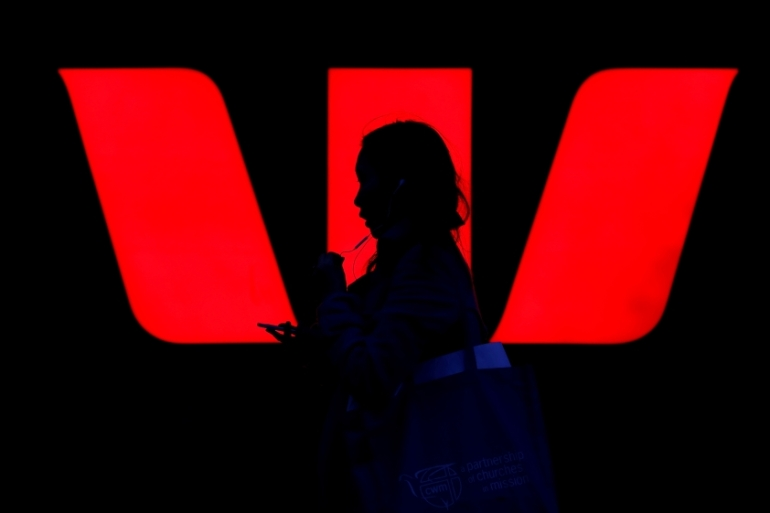 Australian lender Westpac has said it will spend an additional $54.4m improving financial crime monitoring in the 2020 financial year after being accused of lapses in controlling money laundering [File: Steven Saphore/Reuters]