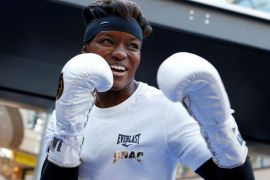Nicola Adams ends her professional career undefeated [Craig Brough/Reuters]