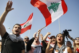 Will a new government end unrest in Lebanon?