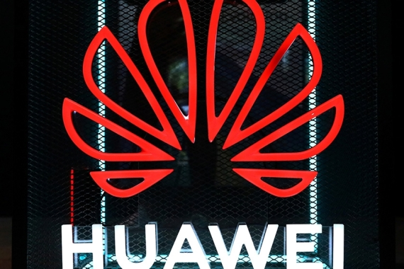 The United Kingdom in July ordered Huawei equipment to be purged from the UK's 5G network by 2027 [File: Hannibal Hanschke/Reuters]