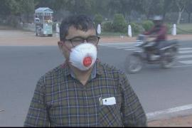 New Delhi strives to combat 'apocalyptic' air pollution
