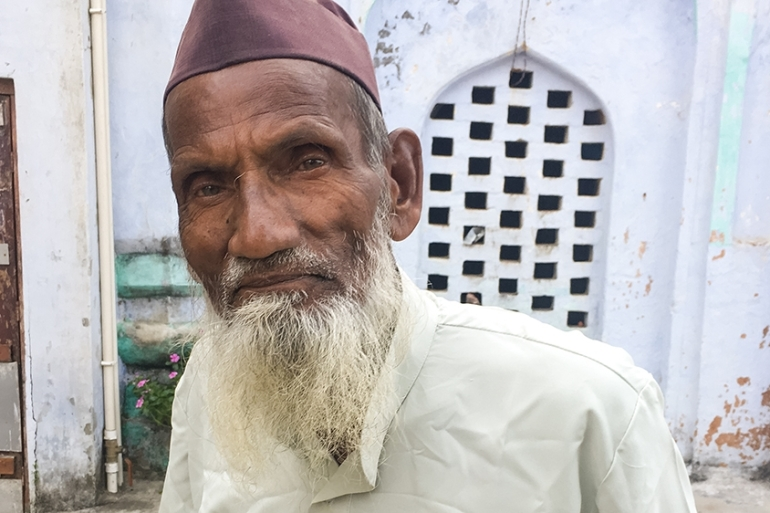 I only wish to see this dispute settled so I can die in peace, says Yasin [Valay Singh/Al Jazeera]