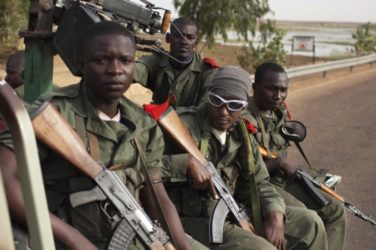 Mali is struggling to contain an armed uprising that first broke out in the north of the country in 2012 [File: Reuters]