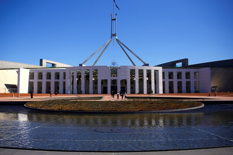 Australia's domestic spy agency is investigating claims China tried to get an agent elected to the Parliament in Canberra [David Gray/Reuters]