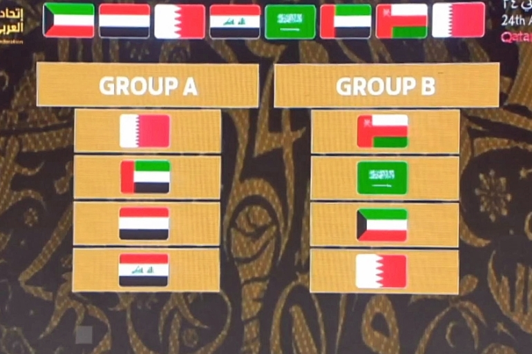 In Group B, Oman was joined by Saudi Arabia, Kuwait and Bahrain in the Gulf Cup group stages [Al Jazeera]