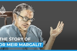 Animation: The story of Dr Meir Margalit